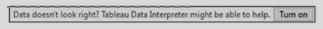 What is Data interpreter?